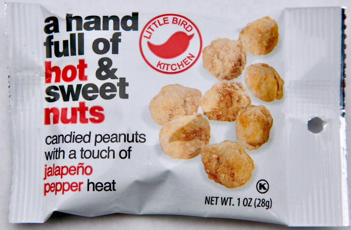 Hot and Sweet Nuts™ - Sweet and Spicy Peanuts
