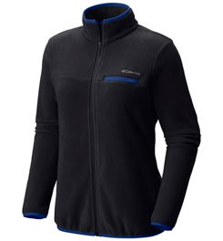 COLUMBIA MOUNTAIN CREST FULL ZIP - WOMEN'S