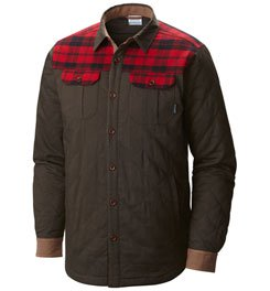 COLUMBIA KLINE FALLS SHIRT JACKET - MEN'S