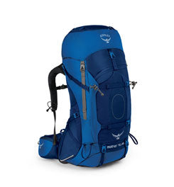 OSPREY AETHER AG 70 INTERNAL FRAME BACKPACK