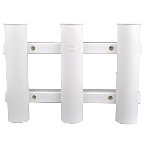 TR1W TUBE ROD RACK WH