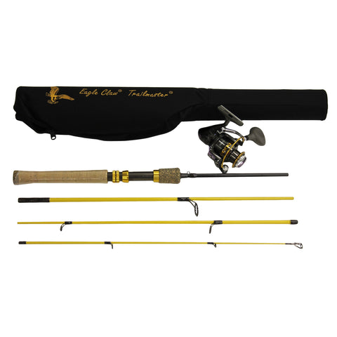 TRAILMASTER 6BB SPINCOMBO 66 4PC GRAPHITE