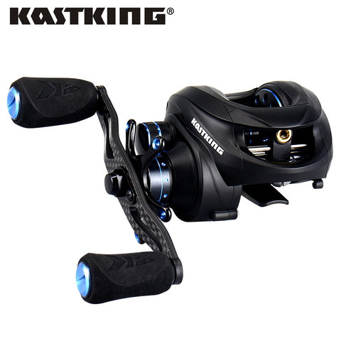 KastKing Assassin Carbon Fiber Bait Casting Fishing Reel 12BB 6.3:1 163g Baitcasting Reel Lure Fishing Reel