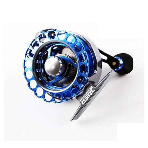 GUGUFISH All metal fishing wheel Raft wheel 9+1 Ball Bearings Right/Left Hand Baitcasting Gear ratio: 3:6:1 Fishing Reels