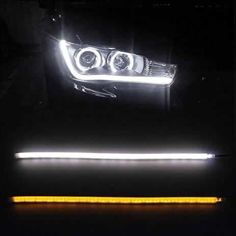 LED Headlights - 2 Strips