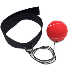 Boxing Tennis Ball with Head Band