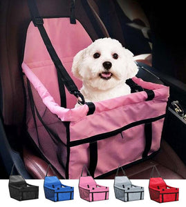 Dog Car Seat (Portable)