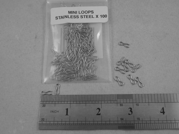 Do-it loops size mini  mould weight eyes , sea, boat, beach, coarse, accessories - Caistor Tackle
