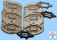 Trilogy inline gripper lead mould, ideal for fast rivers, barbel and chub