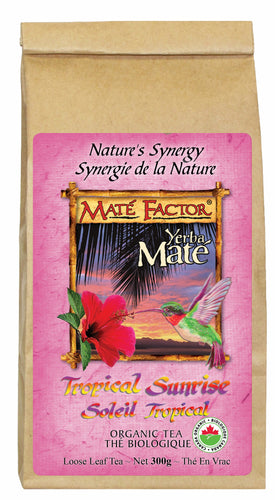 Tropical Sunrise Yerba Maté 300g Loose Tea - Organic