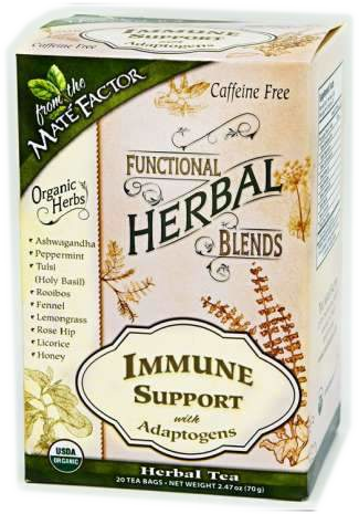 Immune Support with Adaptogens Herbal Blend