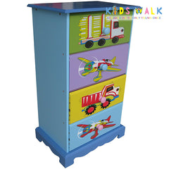 TY10062B TRANSPORT 4 DRAWER CABINET