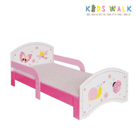 DL-016 BUTTERFLIES & BUGS SINGLE BED