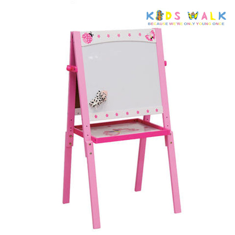 DL-001 PINK EASEL STAND
