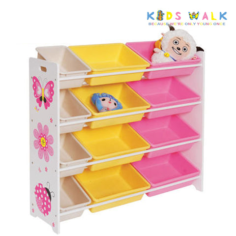 DL-009 12 BINS TOY ORGANIZER