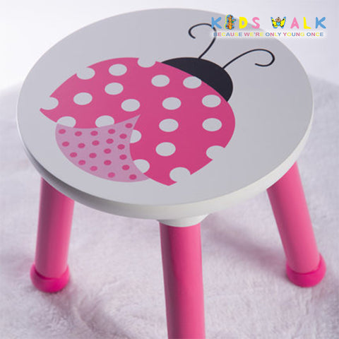 DL-011 BUTTERFLY & BUG STOOL
