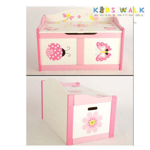DL-015 BUTTERFLY & BUG TOY BOX
