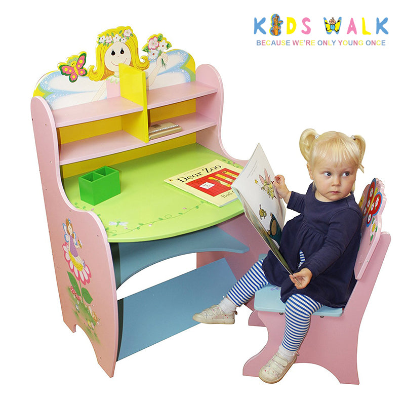 TY10040 FAIRIES SMALL LEARNING TABLE