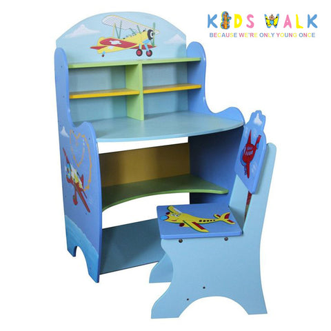 TY10072 TRANSPORT LEARNING TABLE & CHAIR