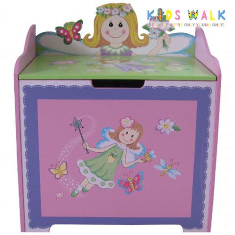 TY10030 FAIRY TOY BOX