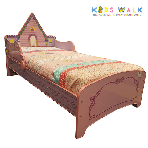 16701S PRINCESS CASTLE SINGLE BED