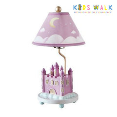 XYET 069 PRINCESS TABLE LAMP WITH CONICAL SHADE