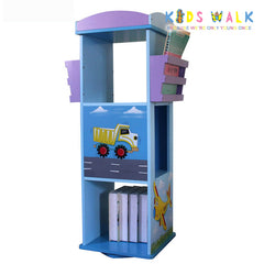 TY10049B TRANSPORT REVOLVE BOOKSHELF