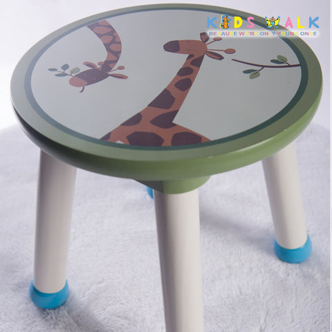 SL-011 MONKEY & GIRAFFE STOOL
