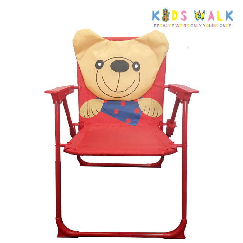 SYF014 KID'S CUTE BEAR FOLDING CHAIR