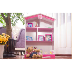 DL-005 BUTTERFLY & BUG DOLLHOUSE BOOK CASE