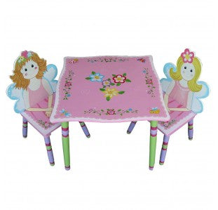 TY10032P FAIRY TABLE & CHAIRS