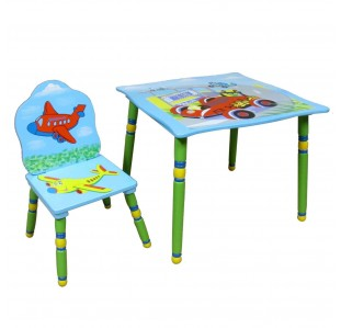 TY10032B CAR TABLE & CHAIRS