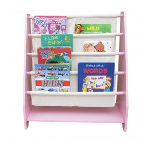 TY10088 CANVAS BOOKSHELF