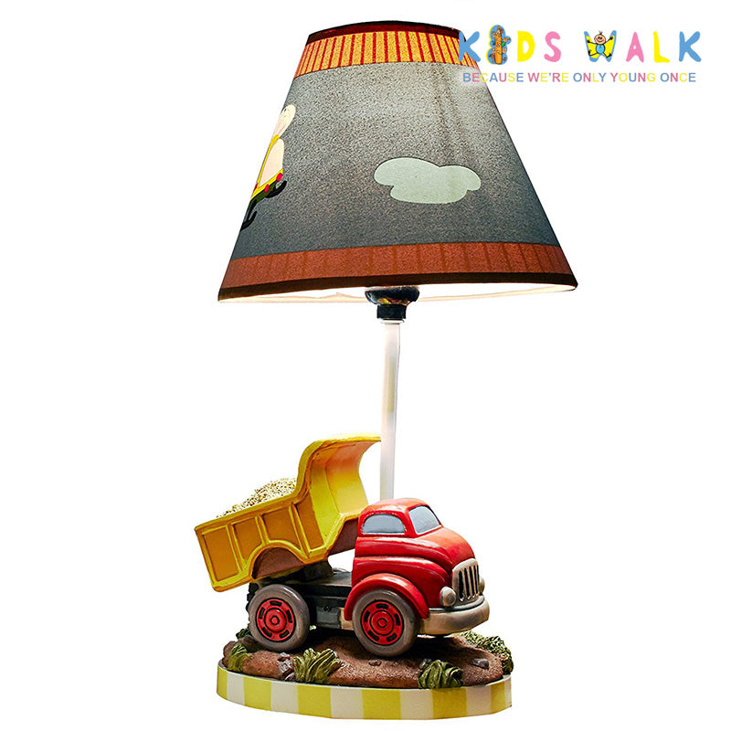 XYET 020 TRANSPORTATION TABLE LAMP WITH EMPIRE SHADE
