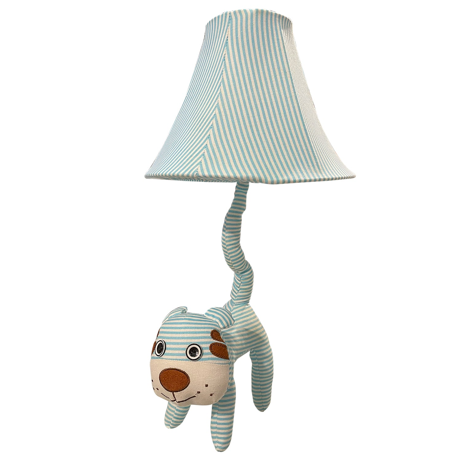 DOG CARTOON CLOTH TABLE LAMP