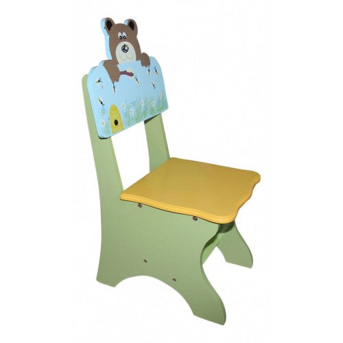 TY10032A SAFARI TABLE & CHAIRS