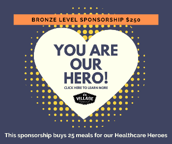 Bronze Level Sponsorship $250