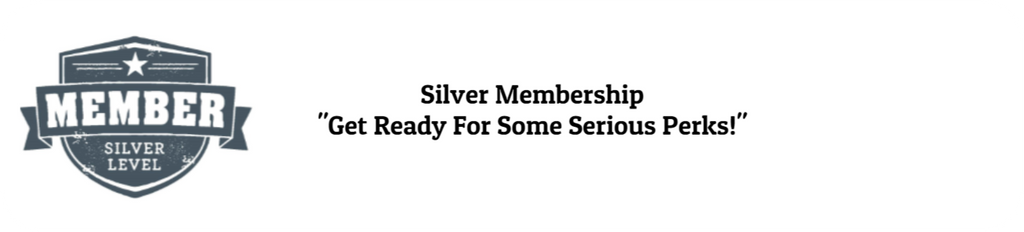 Village Brewing Silver Membership