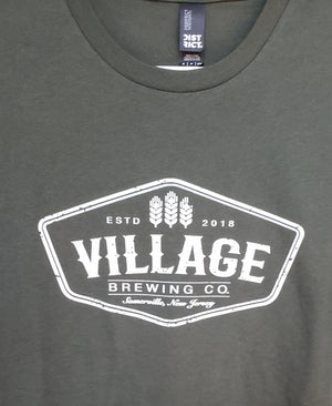 Village Brewing Company Tee Shirt