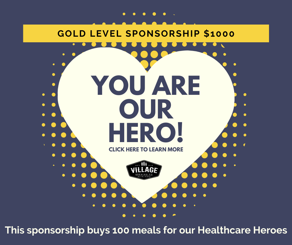 Gold Level Sponsorship $1000