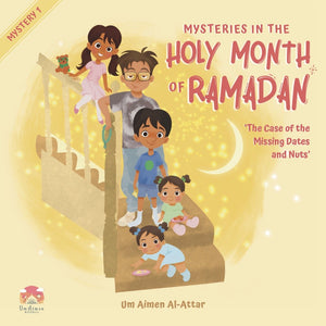 Mysteries in the Holy Month of Ramadan - 2 Book Pack with Bear