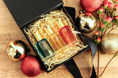 Deluxe Perfume Oil Gift Set (3 x 12ml)