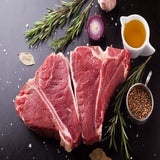 Frozen Prime Steer T-Bone / Shortloin (Australia / New Zealand)