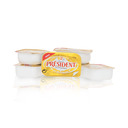 President Mini Unsalted Butter - 8g x10 pcs