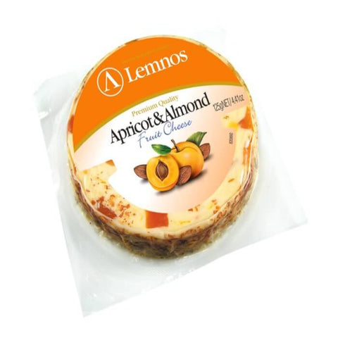 Apricot & Almond Cheese - 125g