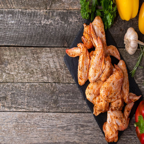 Nenek Recipe Chicken Wing - 1KG