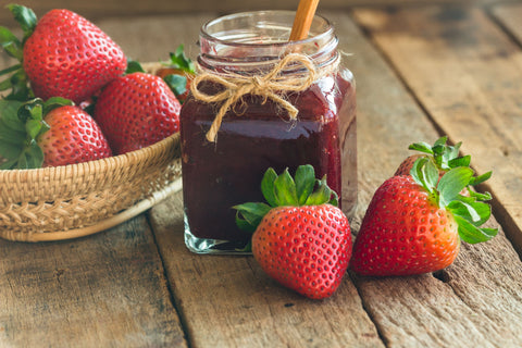 Darbo Strawberry Jam - 640g