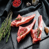 Air Flown Chilled Lamb Rack (1.3 to 1.5KG)
