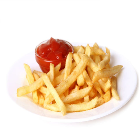 Straight Cut French Fries - 1KG