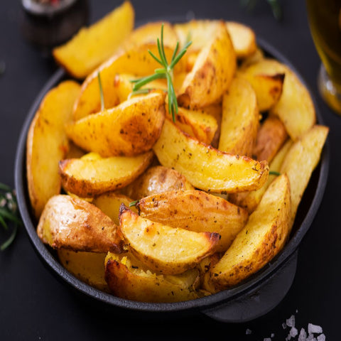 Original Potato Wedges - 5lbs (2.27KG)